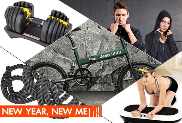 """สินค้าจากจีนต้อนรับปีใหม่ """"NEW YEAR,NEW ME"""""""