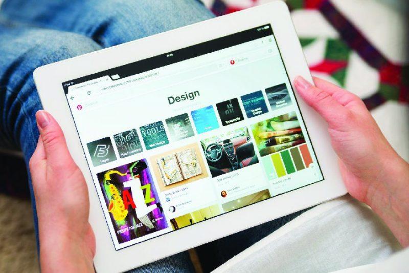 เถาเป่ากับเทคนิคทำการตลาดบน Pinterest