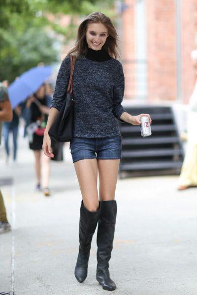 เถาเป่ากับ 10 ลุคกางเกงขาสั้นสำหรับผู้หญิง