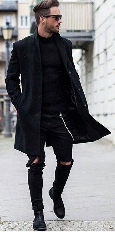 สินค้าพรีออเดอร์กับเสื้อโอเว่อร์โค้ตผู้ชายต้อนรับลมหนาว