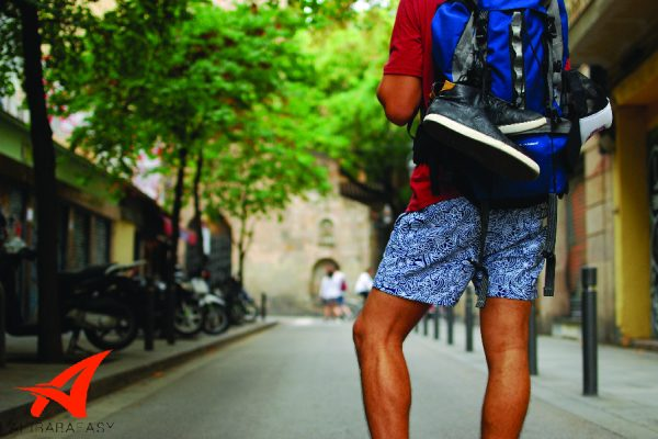 ชิปปิ้งจีนกับกางเกงขาสั้นยอดฮิตสำหรับผู้ชาย