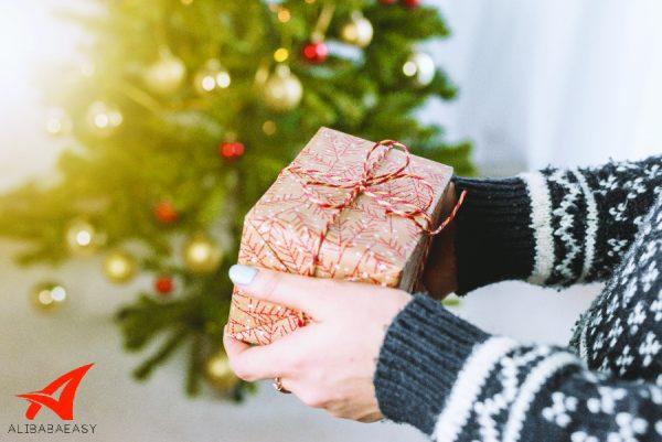สินค้าจากจีนกับซื้อของขวัญปีใหม่ในงบประหยัดจากเถาเป่า