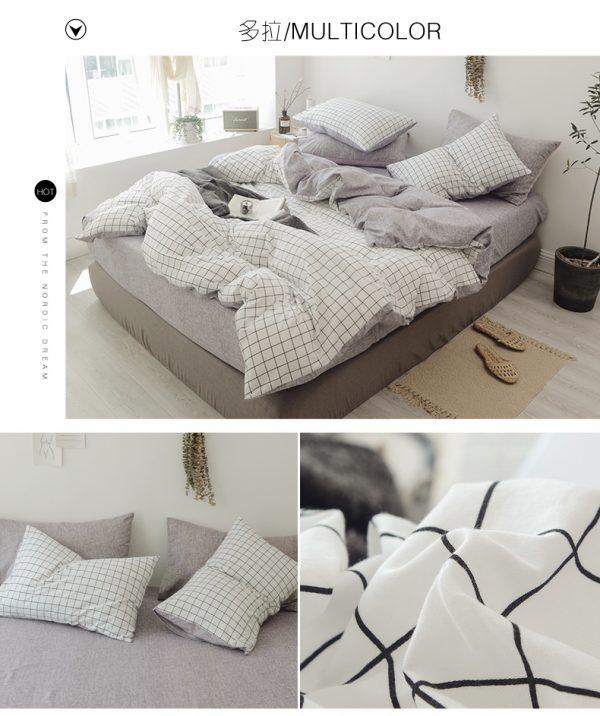 พรีออเดอร์จีน ชุดผ้าปูที่นอน ให้เตียงนอนของคุณน่านอนมากขึ้น  พรีออเดอร์จีน ชุดผ้าปูที่นอน ให้เตียงนอนของคุณน่านอนมากขึ้น O1CN01AmDqgp1dqUPF4RXsi 2091473787 600x716