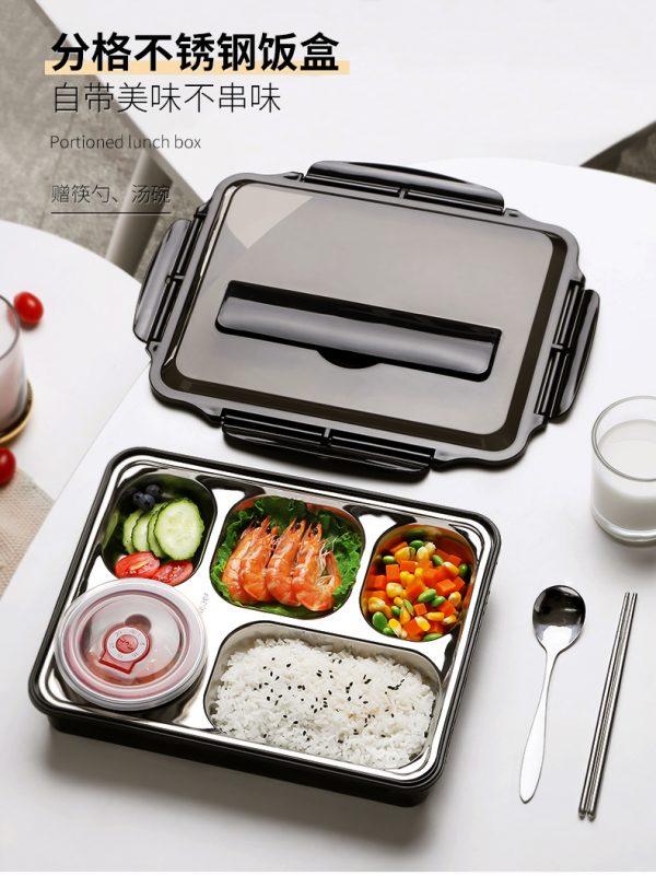 Taobao สั่งซื้อกล่องใส่อาหารแบบพกจากจีน ตอบโจทย์การใช้งาน