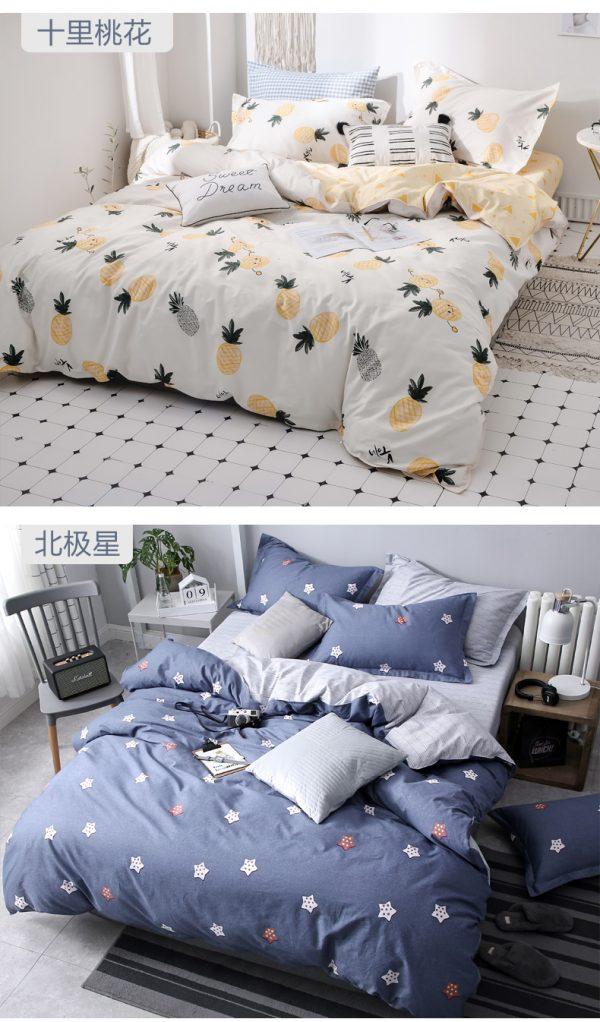 พรีออเดอร์จีน ชุดผ้าปูที่นอน ให้เตียงนอนของคุณน่านอนมากขึ้น  พรีออเดอร์จีน ชุดผ้าปูที่นอน ให้เตียงนอนของคุณน่านอนมากขึ้น O1CN01b05W1P2M1KryRJT1b 2121399767 600x1022