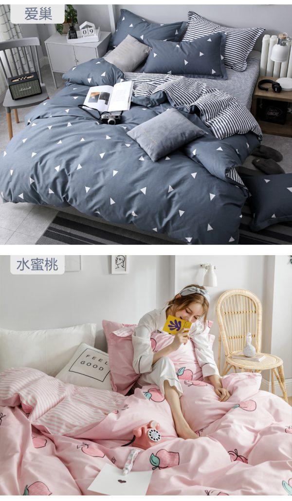 พรีออเดอร์จีน ชุดผ้าปูที่นอน ให้เตียงนอนของคุณน่านอนมากขึ้น  พรีออเดอร์จีน ชุดผ้าปูที่นอน ให้เตียงนอนของคุณน่านอนมากขึ้น O1CN01xlYUoU2M1Krx2ajqR 2121399767 600x1029