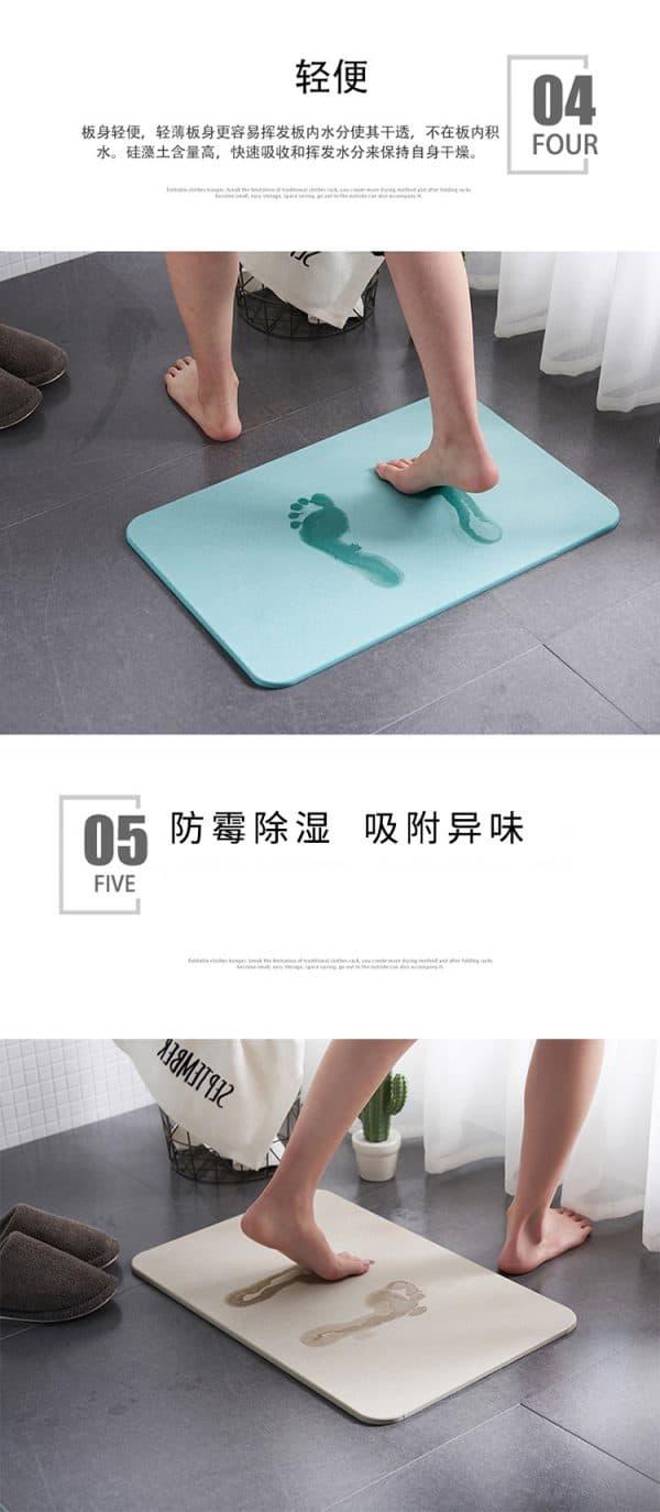 สั่งสินค้าจากจีน อุปกรณ์จัดระเบียบห้องน้ำ เพิ่มพื้นที่ในการใช้งาน