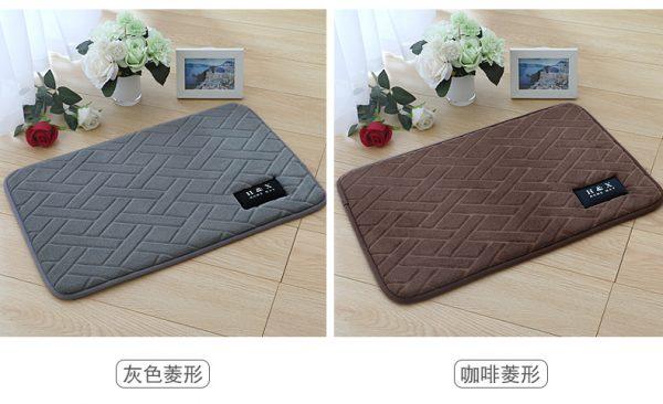 Taobao พรมเช็ดเท้าเมมโมรี่โฟม ป้องกันอันตรายจากการลื่น  Taobao พรมเช็ดเท้าเมมโมรี่โฟม ป้องกันอันตรายจากการลื่น O1CN012GcXJ4JhexwRWuh 1129549036 600x366