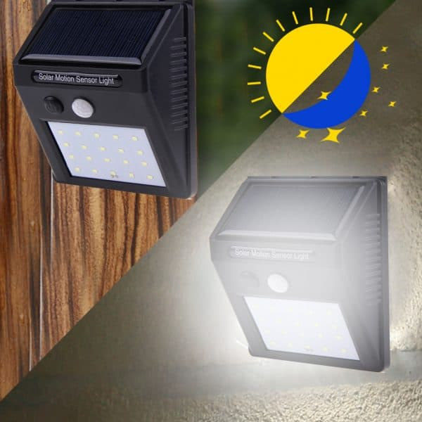 พรีออเดอร์จีน ไฟติดผนังเซ็นเซอร์ เพิ่มความสว่างให้กับบ้านของคุณ