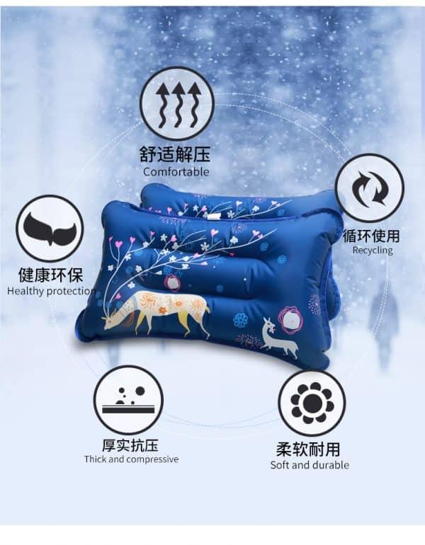 สั่งของจากจีน หมอนหนุนน้ำ ตัวช่วยให้คุณนอนหลับสบายมากขึ้น