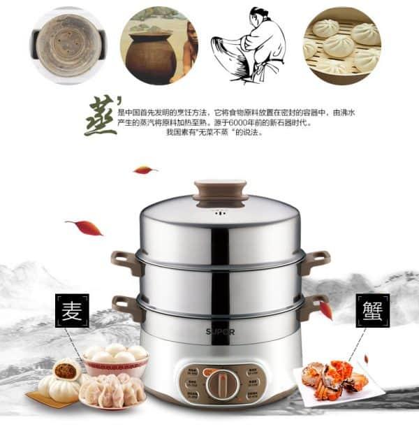 สั่งสินค้าจากจีน หม้อนึ่งไฟฟ้า ทางเลือกในการทำอาหาร  สั่งสินค้าจากจีน หม้อนึ่งไฟฟ้า ทางเลือกในการทำอาหาร TB2ci9lhpXXXXcbXpXXXXXXXXXX 2641599952 600x614
